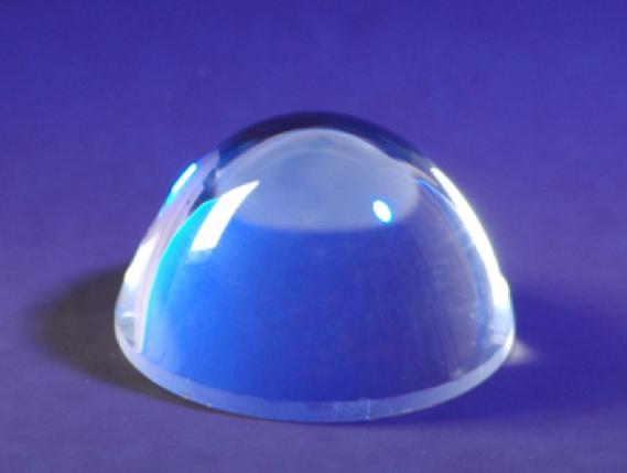 Aspheral  lens